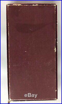 1950s HI-STANDARD Super Citation 9263 PISTOL BOX ONLY 22 cal & PARTS LIST