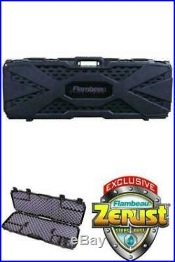 40x12 Tactical Single Rifle Shotgun Case Hunting Gun Hardcase Storage Military