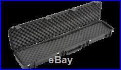 49 SKB iSeries Single Rifle Hard Case BLACK Shotgun Hunting Rifle Sword Case