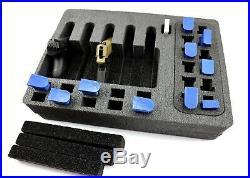 5 pistol Quick Draw handgun foam insert +storage fits Pelican Storm im2400 case