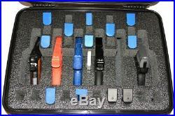 6 pistol + 25 mags Quick Draw handgun foam insert fits Pelican Storm im2400 case