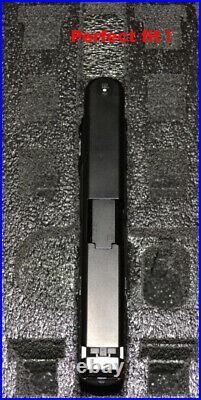 6 pistol handgun Pistol insert fits Harbor Freight Apache 5800 case +nameplate