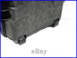 Airsoft Daystate Waterproof Lockable Large co2 Scoped Rifle case