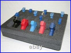 ArmourCase Waterproof 1550 case precut QuickDraw 5 Pistol + 22 mags foam