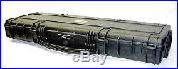 ArmourCase precut PS90 rifle +2 Pistol foam + 2 locks equiv Pelican 1720 case