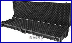 BARSKA Black Loaded Gear 53 in. AX-200 Hard Case Worker Hand Tool Bag Organizer
