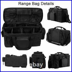 Bag Large Outdoor Gun Hunting Tactical Waterproof Multiple Compartments Handbag