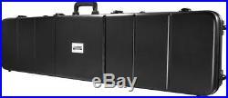 Barska Loaded Gear AX-300 Hard Case Black Loaded Gear AX-300 45 Hard Rifle Case