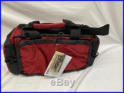 BlackHawk Diversion Carry Range Bag, Black and Red 65DC61BKRD
