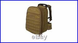 Black Line Range Pack COYOTE Shooting Gear Backpack Traveler Pistol Gun GO Bag