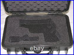 Black Pelican 1170 472-PPWC-CPC Shooters Solution case FREE Engraved nameplate
