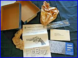 Blue Box & Papers 1978 Smith & Wesson Model 66.357 Combat Magnum