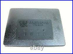 Bulldog Cases 11 X 8.5 X 2.2 Inch Deluxe Top Load Digital Pistol Vault New