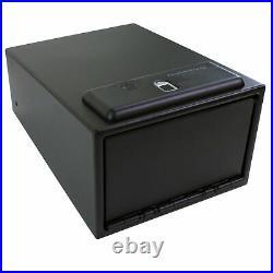 Bulldog Cases Personal Vaults Magnum Biometric Pistot, 11.5 x 8 x 5.5 BD4030B