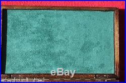 COLT 1911 GAMBLERS BOX CRAP TABLE Gun Storage Presentation case
