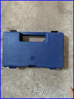 COLT HAND GUN BLUE Original FACTORY BOX CASE PISTOL 2C Model