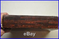 Colt #136 Series 70 ACE 22 LR Wood grain Styrofoam box