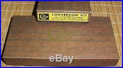 Colt. 22 LR Conversion Kit Box & PW ONLY! Gov. Model & Super 38