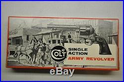Colt #234 2'nd Gen SAA Stagecoach Box
