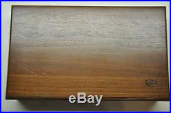 Colt #245 Factory Wood Presentation Case for Sheriff Model SAA