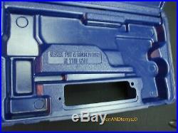 Colt All American Model 2000 Full Size Pistol Gun Empty Case Box and Manual