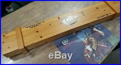 Colt Authentic Presentation Case for Authentic 1861 Blackpowder Rifle, Very Rare