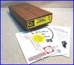 Colt Detective Special, Agent, Cobra Gen 1 Box & Paperwork 1955-1961