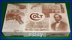 Colt Original Cardboard Sleeve 8 Colt Python Anaconda King Cobra Grizzly Kodiak