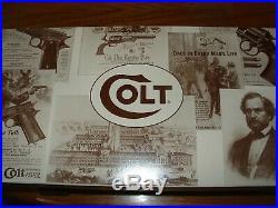 Colt Original Cardboard and Blue Case Python Anaconda King Cobra Grizzly Kodiak