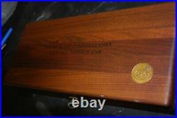Colt second gen. Presentation Case for Robert E Lee Commemorative or 1851 Navy