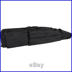 Condor 111107 52 Sniper Rifle Modular Hunting Range Drag Shoulder Bag Black