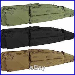 Condor 111107 52 Tactical Hunting External Pocket Sniper Rifle Drag Bag Case