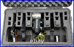 Convertible 6 pistol handgun foam insert kit fits your Pelican Storm im2500 case