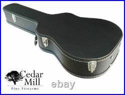 Discreet Concealment Guitar Rifle Case