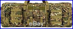 EastWest Ranger Double Rifle Bag DLX 36 Tactical Hunting Range Case MULTICAM