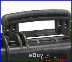 Explorer Cases 4419 Waterproof 6 Pistol Hard Case (Green) equiv. Pelican 1520