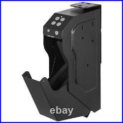 Full Size Handgun Safe Vault Security Pistol Case Combo Combination Lock Box