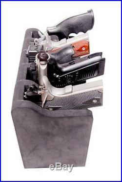 GPS The Executive Backpack DLX Shooting Range Bag + Cradle Pistol Gear Bag GRAY