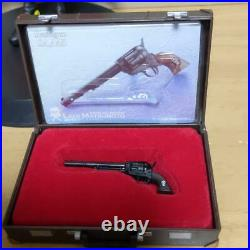 Galaxy Express 999 Captain Harlock Cased Handgun Figure Figurine