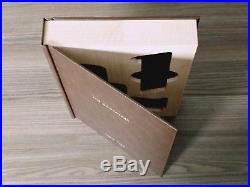 Gun Book for Heckler & Koch HK45 wood presentation box safe display case