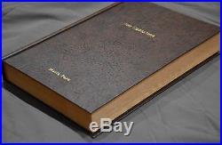 Gun Book for Tanfoglio GT27 wood presentation box safe display case