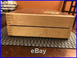 Hand Crafted Colt Solid wood Storage boxes, gun case, display box Jewelry box
