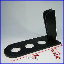 Hand Gun Table-Top Stand Display Show, Business, display Case 9MM & LARGER