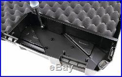 Hard Gun Case Hunting Storage Tactical AR Scoped Range Rifle Gun Case Heavy Duty