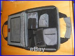 Heckler Koch Grey Eagle Soft TACTICAL SOCOM HK PISTOL CASE Mark23 HK45 VP9