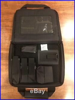 Heckler & Koch Hk Mark 23/USP Padded Case OD BLACK Match Elite HK45 P7 VP9 VP40
