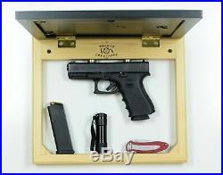 Hidden gun storage case, concealment furniture, secret cabinet, wall safe, ML