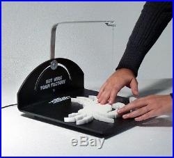 Hot Knife Kit for Cutting Polyethylene Cut Custom Gun Camera Equipment Case Foam