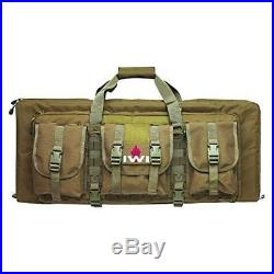 IWI US Multi-Gun Case, Flat Dark Earth, Fits Rifles up to 28 in Length