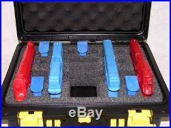 Invicta precut 4 pistol handgun gun military foam insert upgrade your watch case